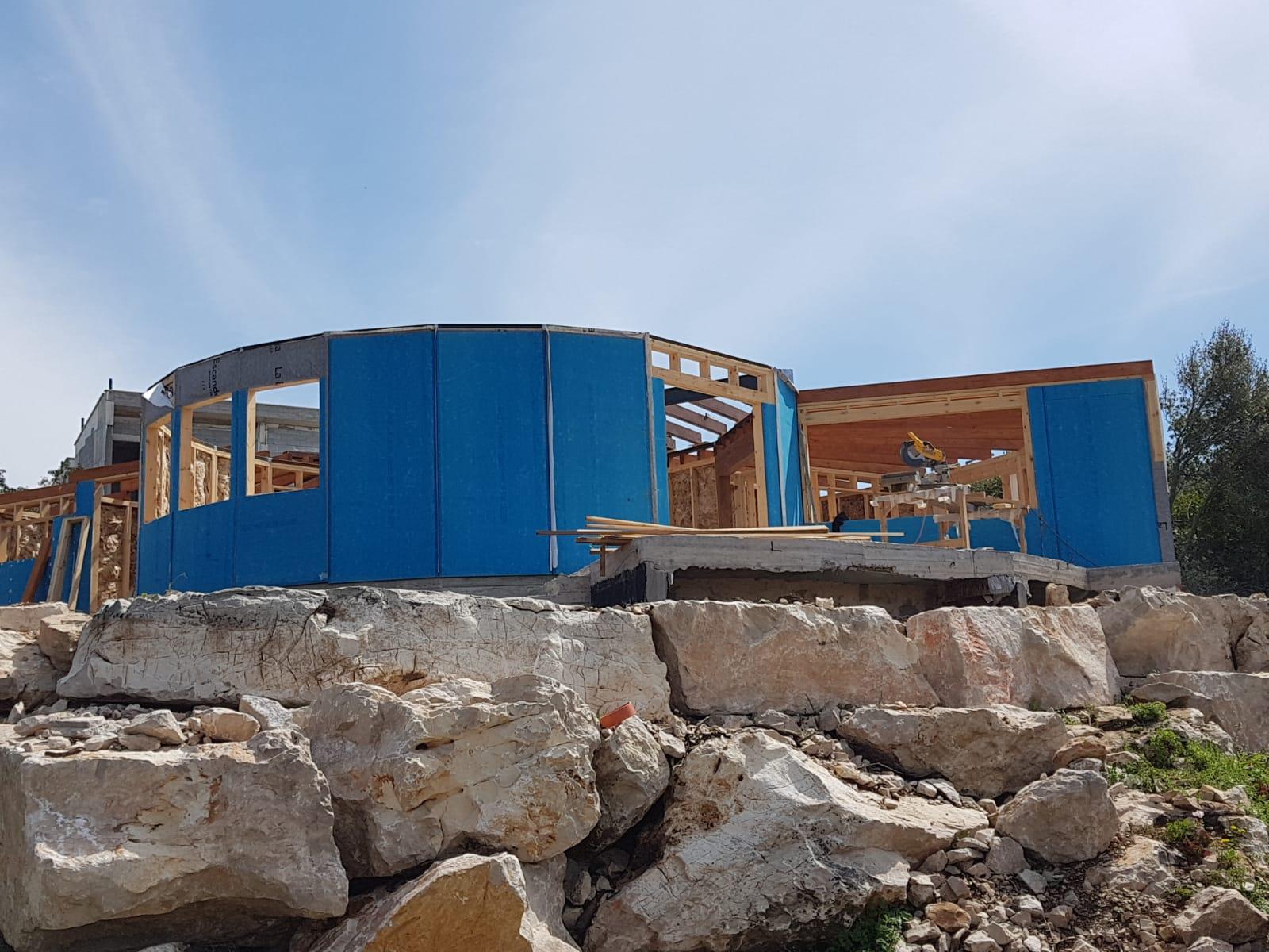 בנייה אקולוגית, בנייה עגולה ונעימה